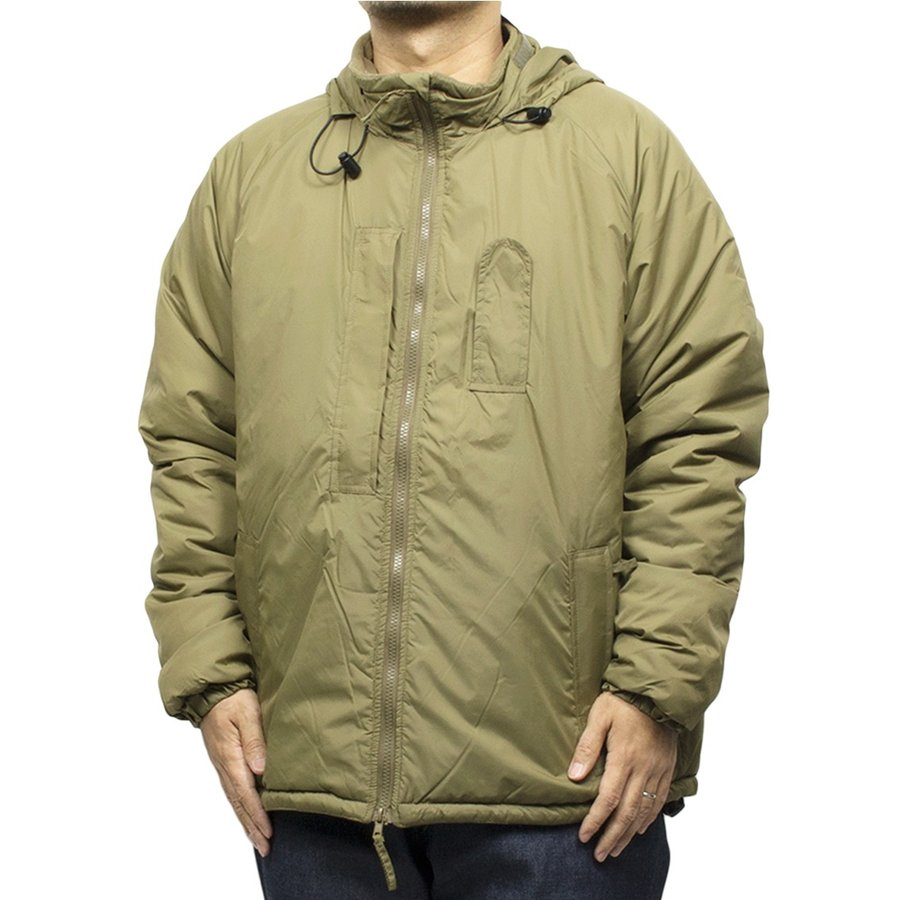 イギリス軍 ジャケット British PCS Thermal Jacket (DEAD STOCK)|hartleystore|10