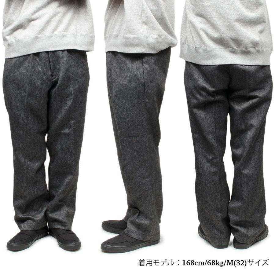 HELKA WOOL LIKE PE TWILL ヘルカ ウールライク トラウザー パンツ TROUSERS-05A 日本製|hartleystore|18