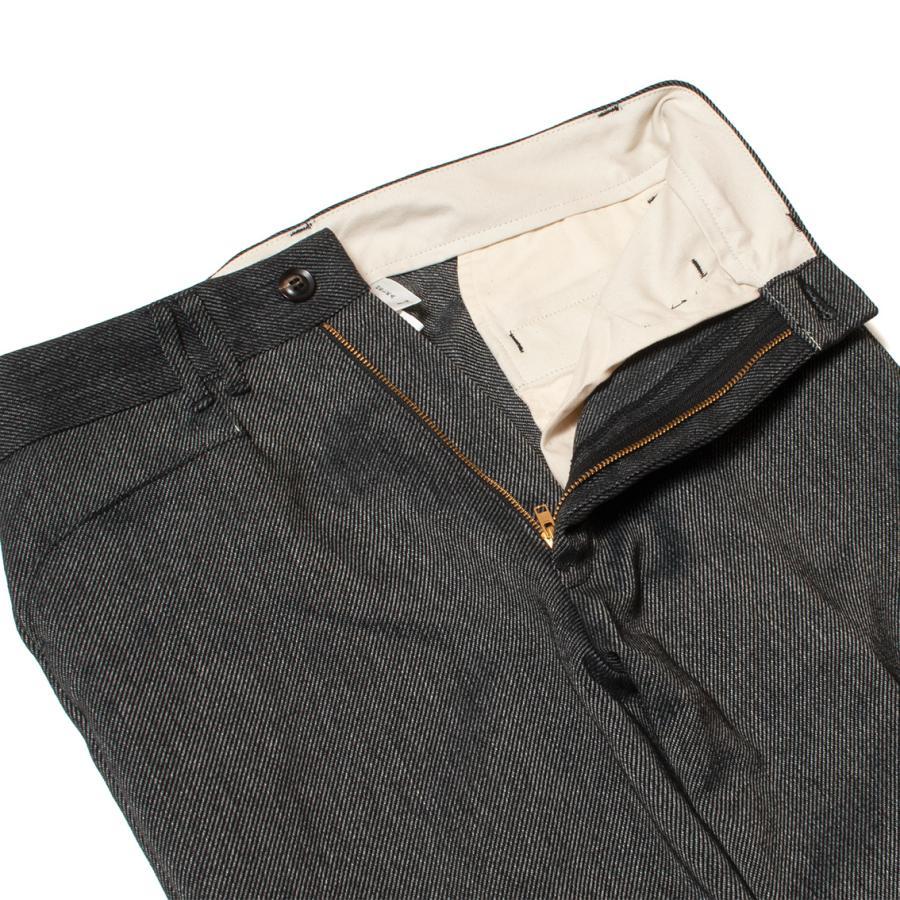 HELKA WOOL LIKE PE TWILL ヘルカ ウールライク トラウザー パンツ TROUSERS-05A 日本製|hartleystore|10