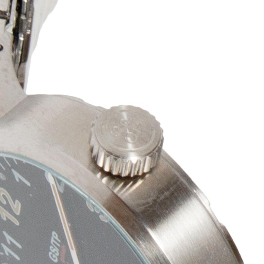 GS/TP ジーエスティーピー 腕時計 ミリタリーウォッチ GOLIATH RECORDER DIAL ブラックダイアル|hartleystore|04