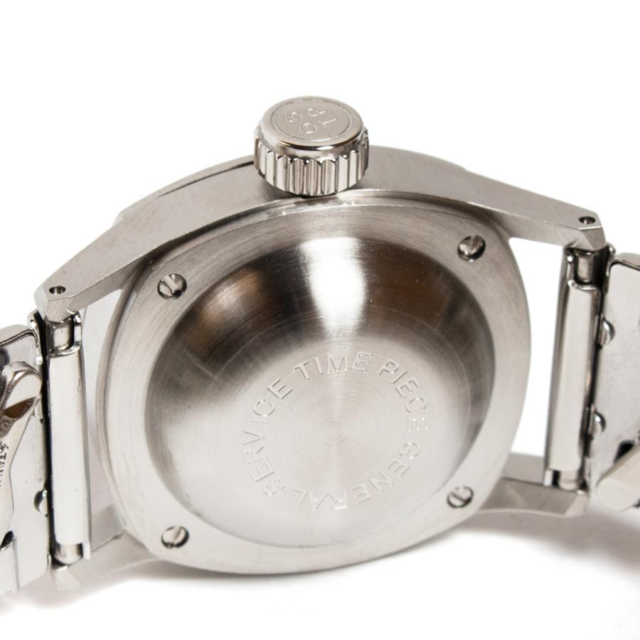 GS/TP ジーエスティーピー 腕時計 ミリタリーウォッチ BOTTLETOP DIAL ブラックダイアル|hartleystore|06