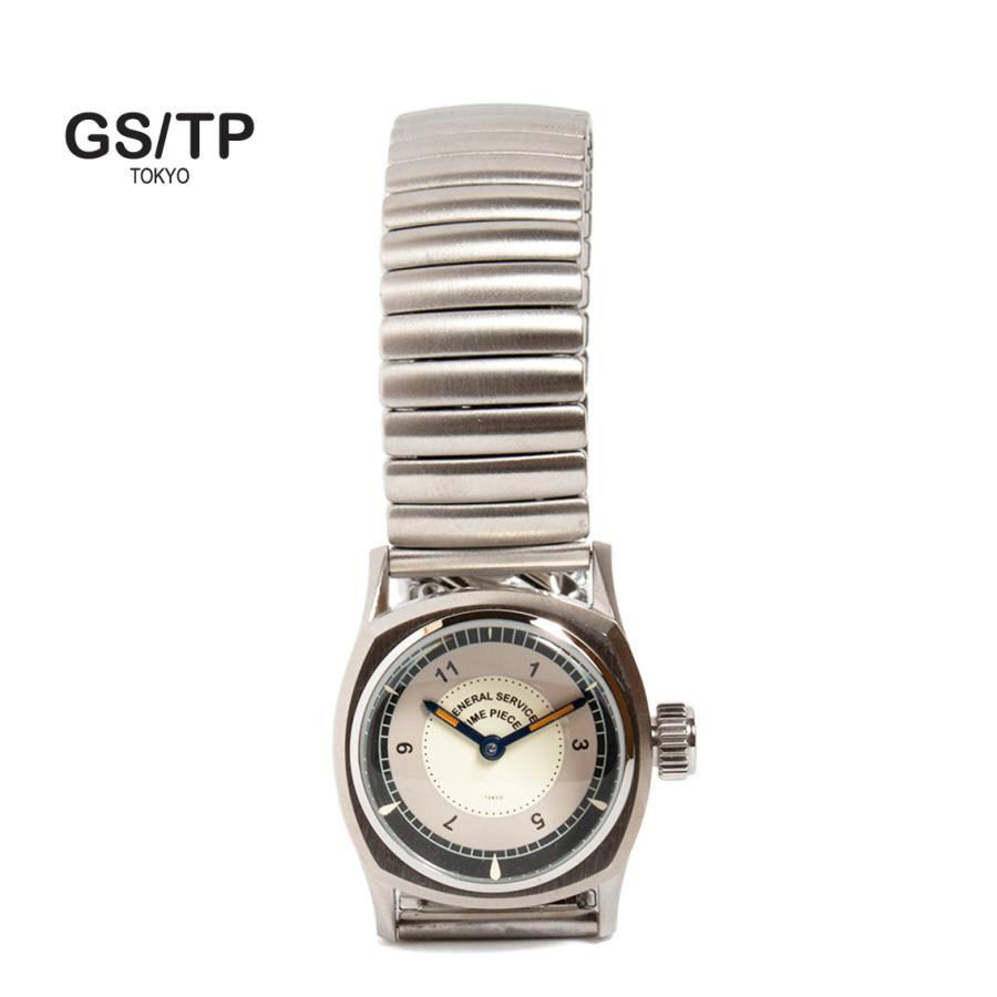 GS/TP ジーエスティーピー 腕時計 ミリタリーウォッチ  TRITONE BULLSEYE DIAL ホワイトダイアル|hartleystore