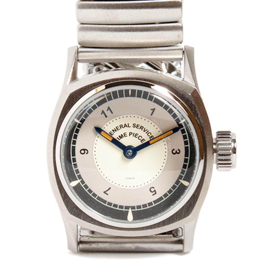 GS/TP ジーエスティーピー 腕時計 ミリタリーウォッチ  TRITONE BULLSEYE DIAL ホワイトダイアル|hartleystore|02