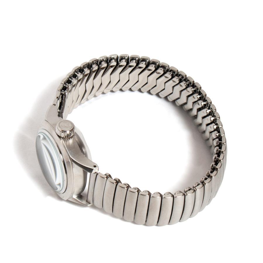 GS/TP ジーエスティーピー 腕時計 ミリタリーウォッチ  TRITONE BULLSEYE DIAL ホワイトダイアル|hartleystore|03