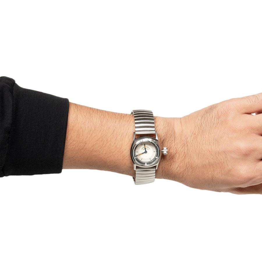 GS/TP ジーエスティーピー 腕時計 ミリタリーウォッチ  TRITONE BULLSEYE DIAL ホワイトダイアル|hartleystore|07