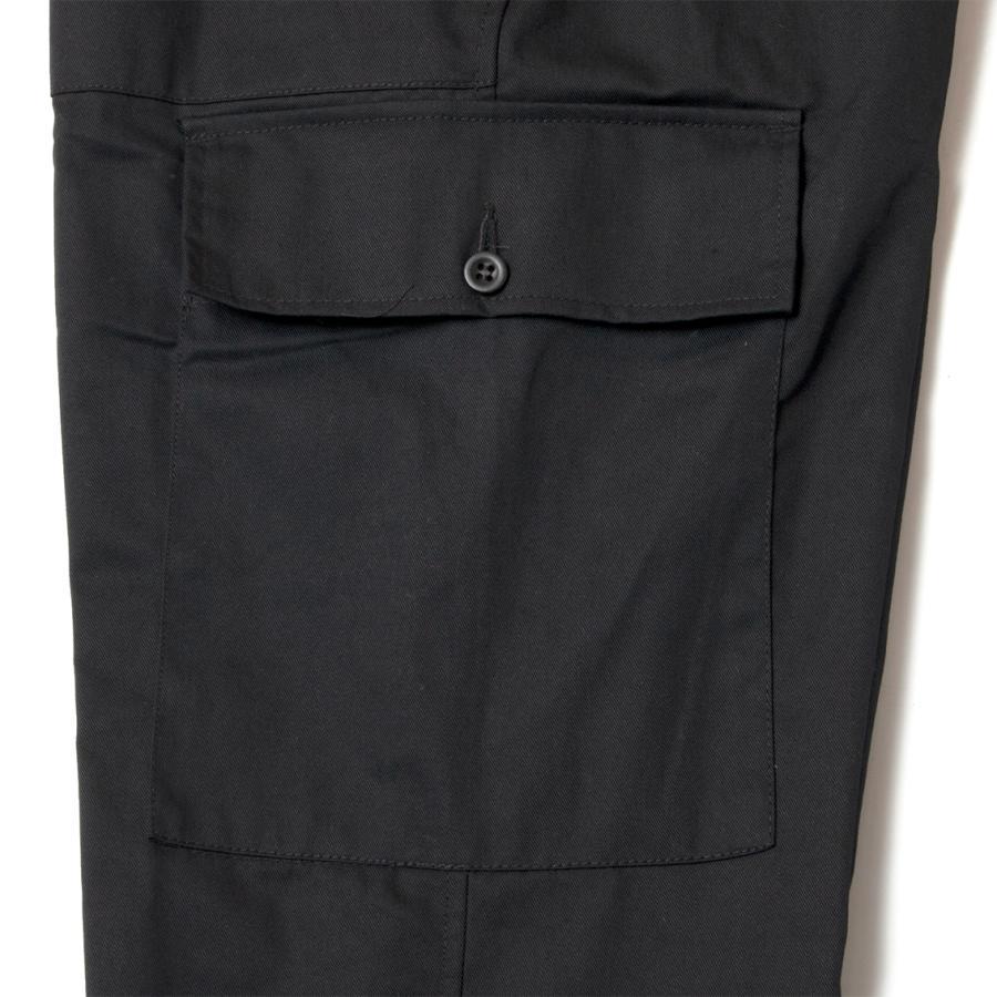 British Army Light Weight Trousers Black イギリス軍 カーゴパンツ ブラック|hartleystore|04