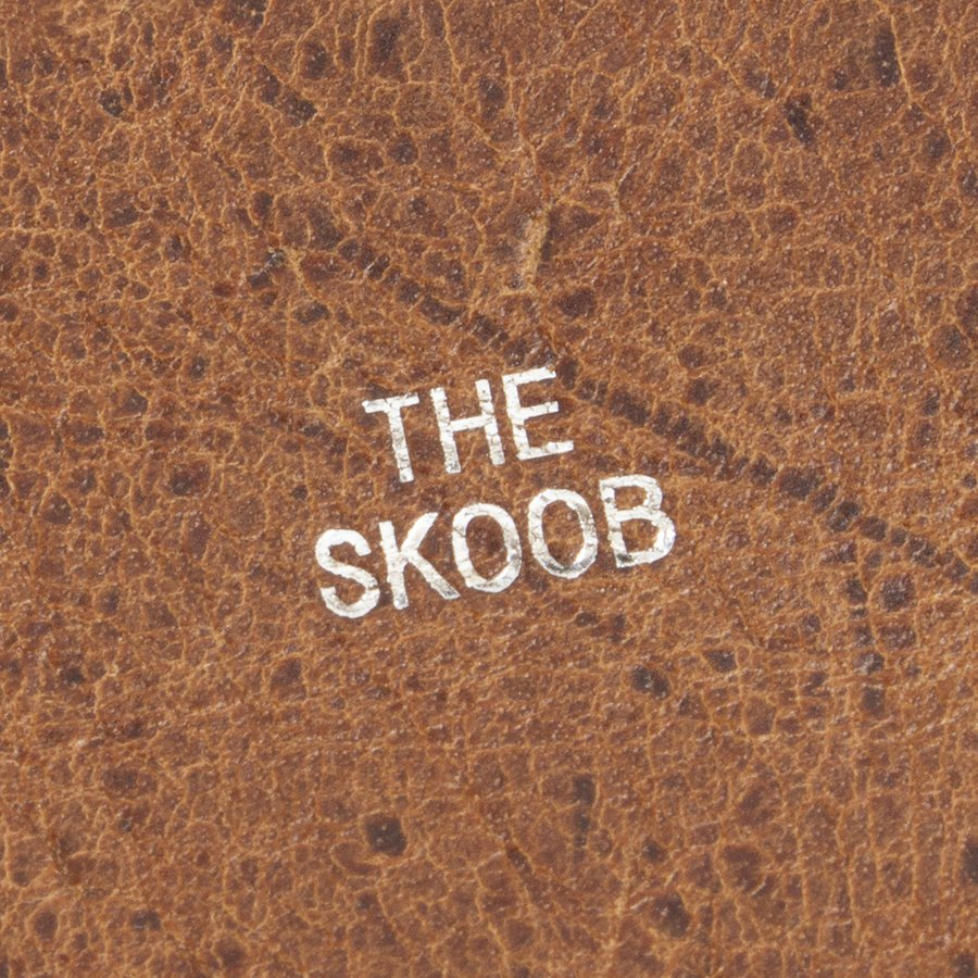 THE SKOOB スクーブ クードゥー レザーウォレット マルチパース KUDU MULTI WALLET 日本製|hartleystore|03