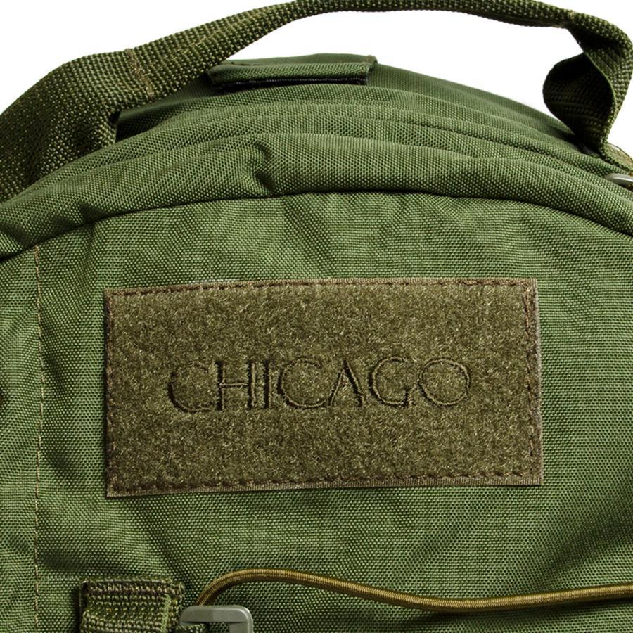WISPORT バックパック CHICAGO 25L コーデュラナイロン ポーランド製|hartleystore|04
