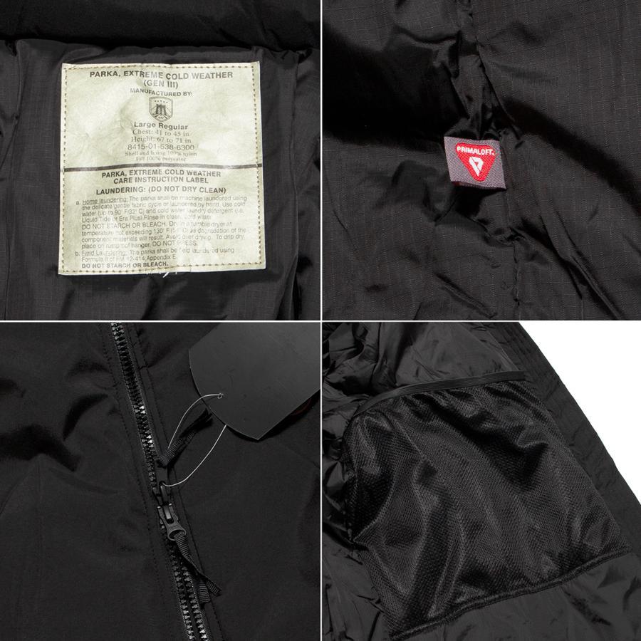 ECWCS GEN3 Level 7 PRIMALOFT JACKET プリマロフト ジャケット BAF社 コマーシャルライン|hartleystore|05