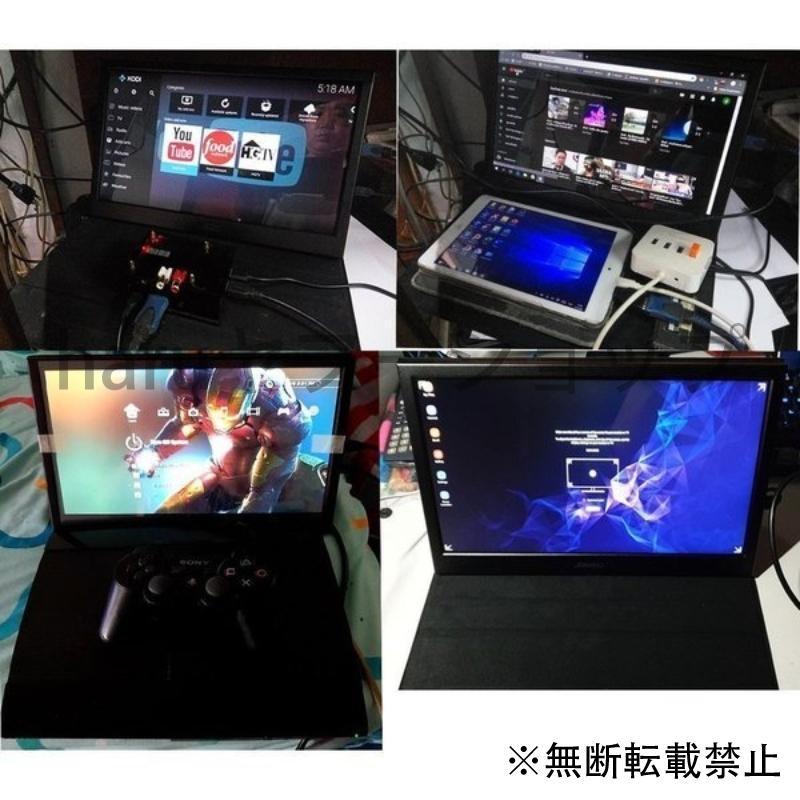 モバイルモニター ディスプレイ ポータブル 2K 13.3インチ|haru-429|06