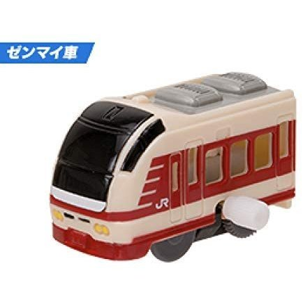 【E653系国鉄色 (ゼンマイ車) 】 カプセルプラレール 会いに行こう!話題列車編 OG|haru-sakura|02