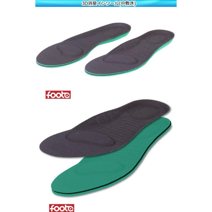 消臭 3Dインソール(中敷き) 足の臭い対策 foota|haruchisyoutengai|04