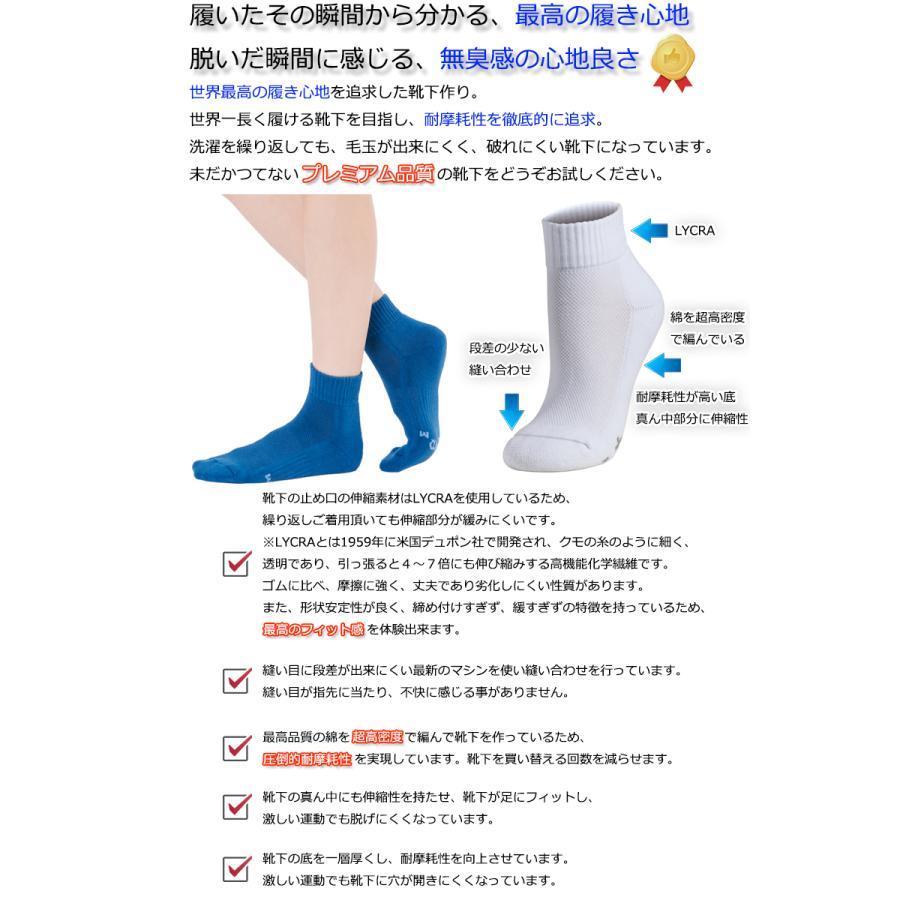 消臭 靴下 アンクレットソックス 足の臭い対策 foota|haruchisyoutengai|02