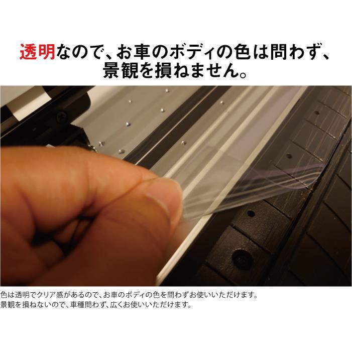 エブリィ バン・ワゴン DA17系用(H27/2〜)車種別設計ドアノブ生活傷保護プロテクションフィルム スズキ(SUZUKI)傷防止シート|harufure|03