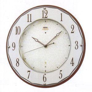 送料無料 SEIKO CLOCK EMBLEM(セイコークロック エンブレム) 電波掛け時計 HS524B