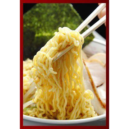【信州諏訪ハルピンラーメン】にんにくを四年熟成させたタレはどこにもない味です。ハルピンラーメン4食セット|harupinra-men