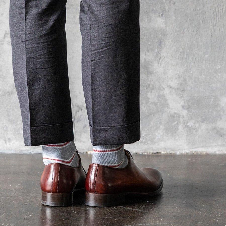 【10%off】5足組 カジュアル ソックス アウトドア ビジネス スポーツ 柄 靴下 大きいサイズ メンズ 25 ~ 29 cm オシャレ セット 通年 harusaku 15