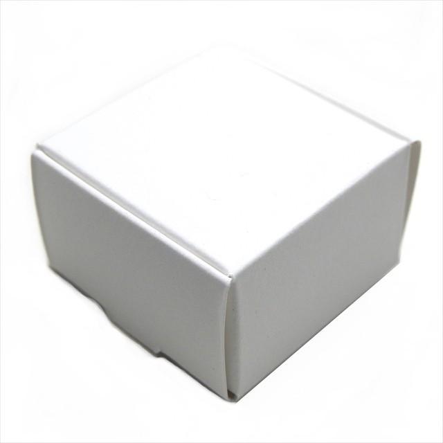 アクセサリーボックス 10枚セット 箱 折りたたみ ジュエリー ピアス イヤリング ギフト ラッピング 紙箱 折り畳み 梱包 白 黒 茶 ホワイト ブラック ブラウン|haruzakka|05