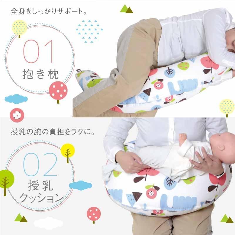 にっこりぞうさん 抱き枕 授乳クッション 妊婦 ふんわりクリスタ綿クッション 体位変換クッション ラッピング可|hashbaby|03