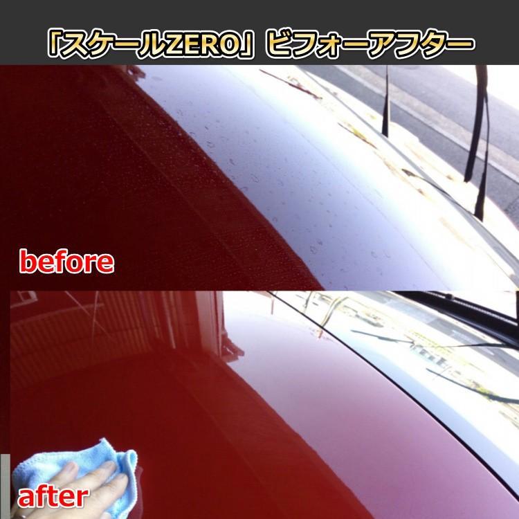 撥水道場 自動車ボディのスケール除去剤 スケールZERO 50ml|hassui-dojyo|03