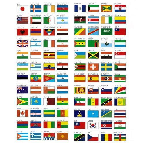 サイズ変更可 万国旗 外国旗 FLAG160か国対応 フラッグ 70×105cm全世界の国旗お手頃価格でお作りいたします旗 期間限定送料無料 即出荷