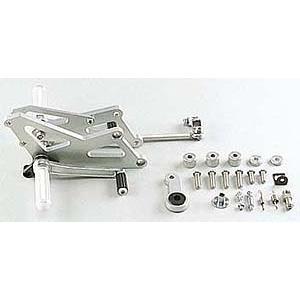 コワース バックステップ 特売 蔵 フィクスドレーシング 97- ステップバー別売り 取寄品 FZ400