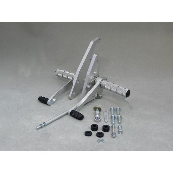 日時指定 ダブルアールズ バトルステップ アルミ 販売期間 限定のお得なタイムセール SL XJR400R セール 0-45-WS2403 取寄品 2001-