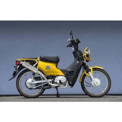 注目 バイク マフラー ヤマモトレーシング YAMAMOTORACING SPEC-A SUS UP チタン クロスカブ 13- 10110-71STJ 取寄品 セール, 増穂町 f146ec83