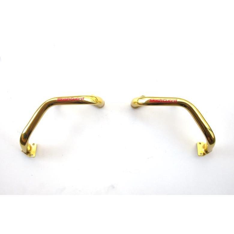 バイク 外装 ゴールドメダル GOLDMEDAL スラッシュガード サブ無 取寄品 ZRX400 SGK05A-2 セール 送料込 II 安心と信頼 Sゴールド