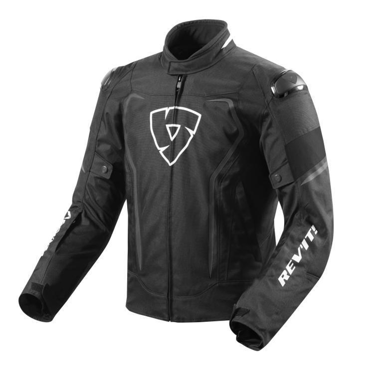 バイク ウェア レブイット ヴェルテクス H2O ジャケット ブラック M REVIT FJT245-1010-M 取寄品