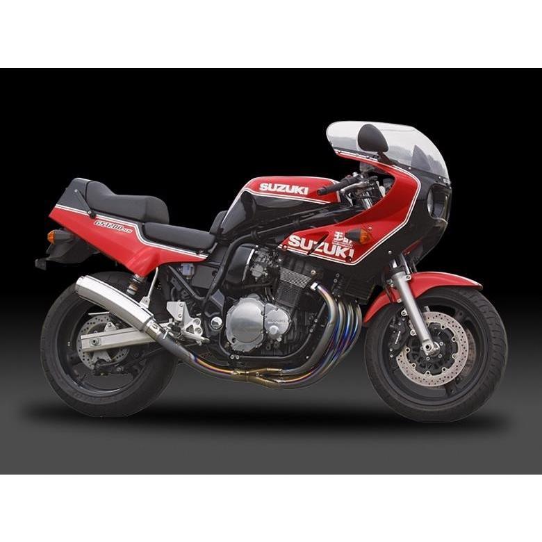 バイク マフラー ヨシムラ 手曲チタンサイクロン T 110-113-8800 取寄品 セール 出色 人気ショップが最安値挑戦 GS1200SS-02