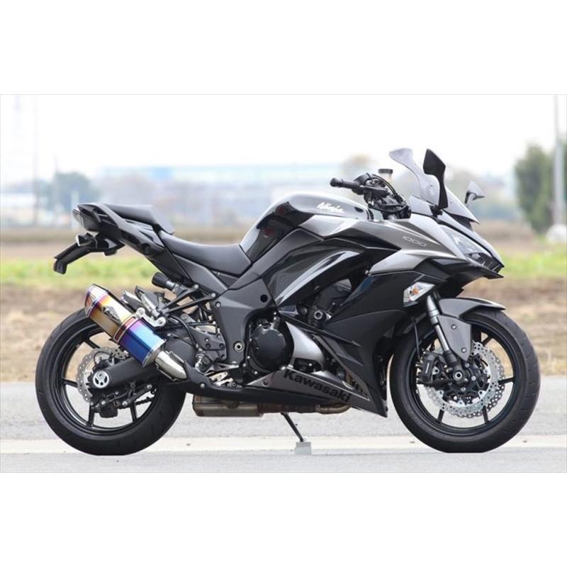 アールズギア ワイバン S/O リアルS DB Ninja1000 17- (アールズギア RK30-03SD)