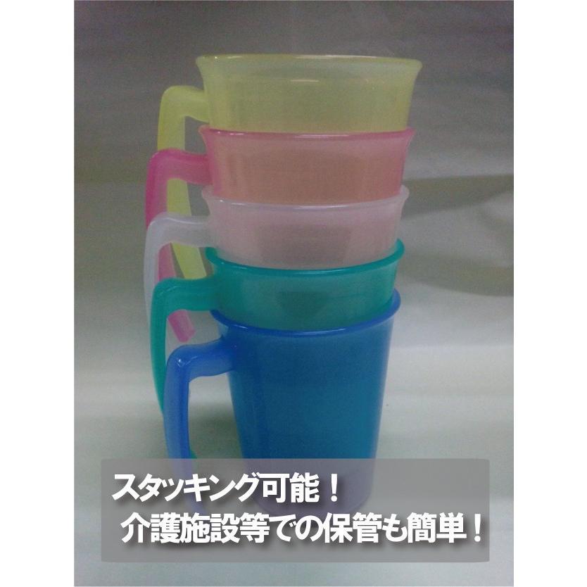 おくすりこくり フタ付き 取っ手付き (薬 飲みやすい コップ お薬こくり)2/12の「マツコ&有吉 かりそめ天国」で紹介されました|hatsumei-net|04