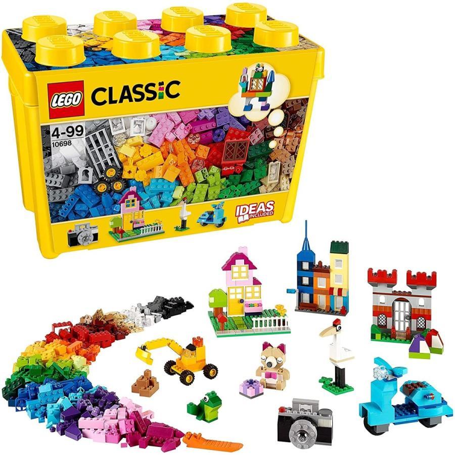 レゴ (LEGO) クラシック 黄色のアイデアボックス スペシャル 10698|hatsune