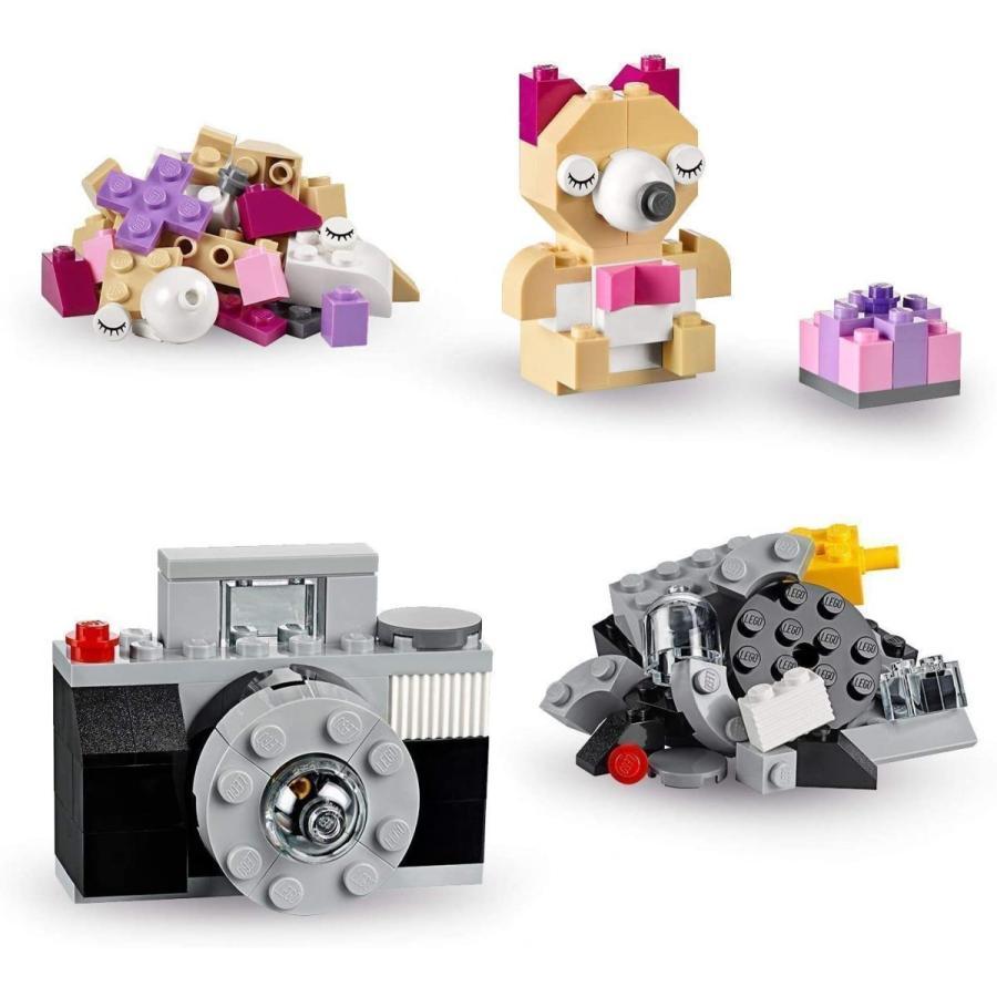 レゴ (LEGO) クラシック 黄色のアイデアボックス スペシャル 10698|hatsune|05