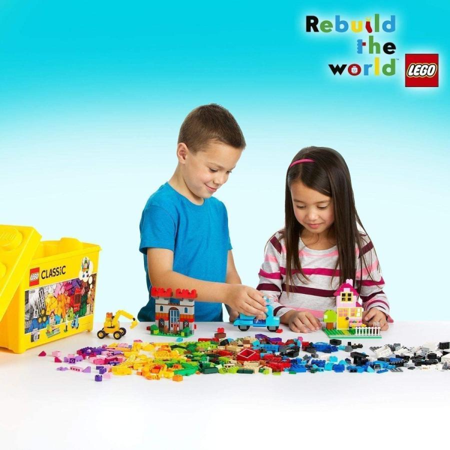 レゴ (LEGO) クラシック 黄色のアイデアボックス スペシャル 10698|hatsune|06
