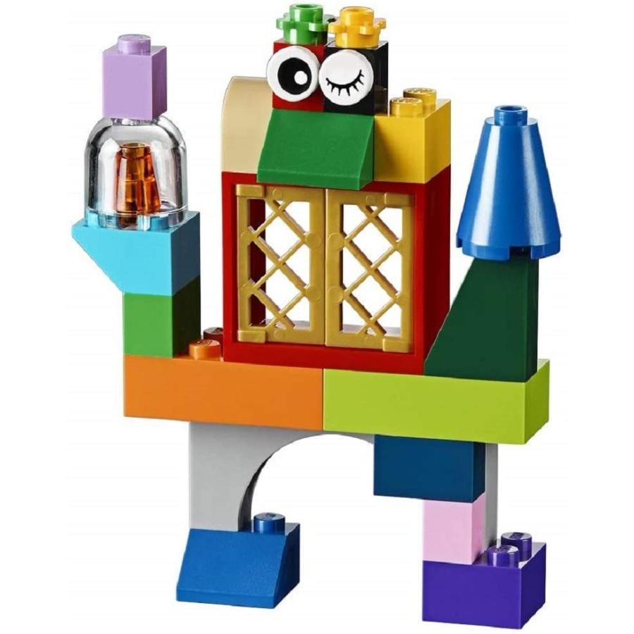 レゴ (LEGO) クラシック 黄色のアイデアボックス スペシャル 10698|hatsune|10