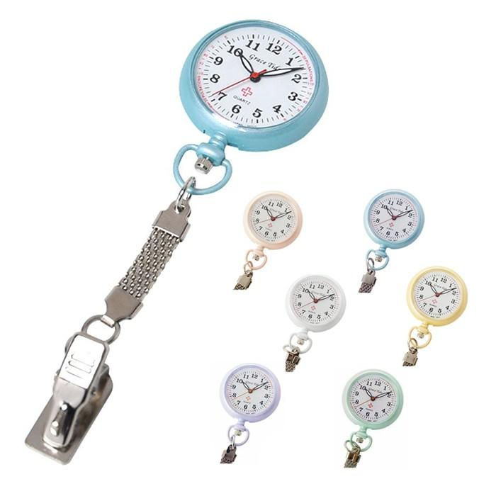 FUJI 富士 ナースウォッチ 看護師向け懐中時計 メール便選択で送料無料 メール便なら3点までOK 蓄光 携帯用 看護師 大人気 OL 人気 AL完売しました。 懐中時計