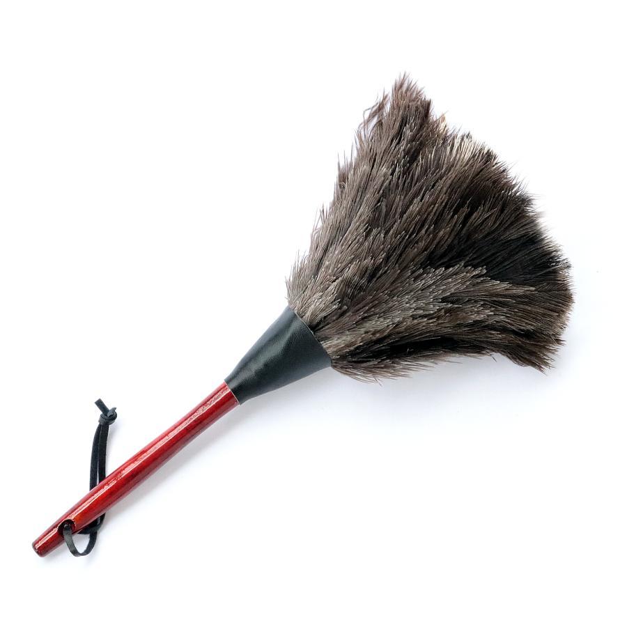 REDECKER 国内正規総代理店アイテム 買物 レデッカー オーストリッチ羽はたき 35cm Grey