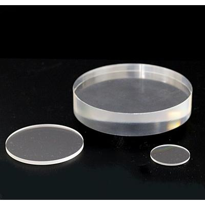 透明アクリル丸板 板厚(8ミリ)直径(500ミリ)