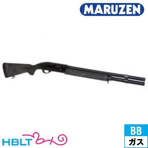 マルゼン M1100 ブラックヴァージョン ガスブローバックガン