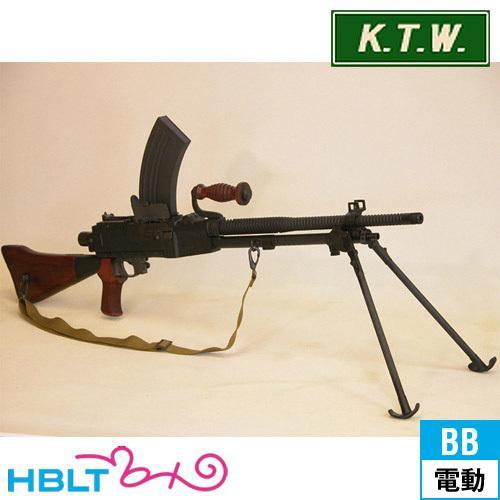 KTW 九六式 軽機関銃 木製ケース付 (電動ガン)
