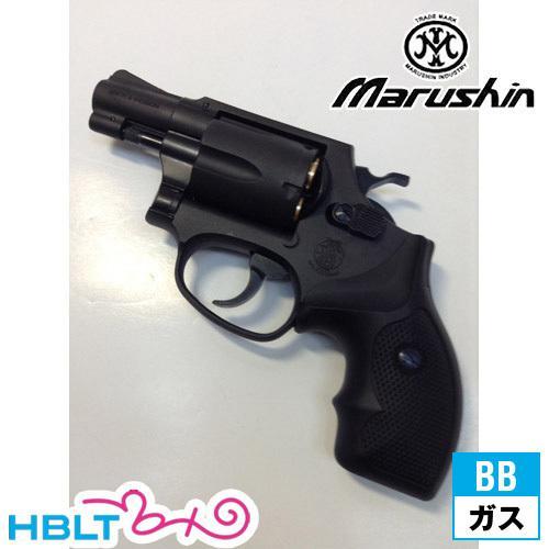 マルシン SW M36 チーフスペシャル Xカート仕様 HW 黒 2インチ ガスガン リボルバー 本体 6mm