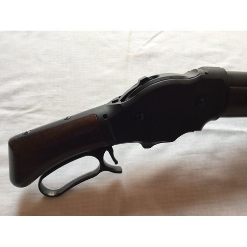 マルシン ウィンチェスター M1887 ショート 木製ストックバージョン HW ...