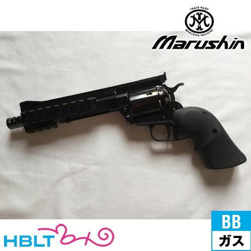 マルシン タクティカル ホーク リアルXカート仕様 ABS Wディープブラック(ガスガン/リボルバー本体 6mm)