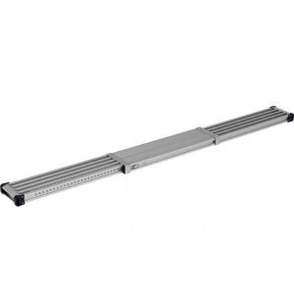 伸縮式足場板 約240cm VSS240H アルインコ ALINCO 足場台 作業台 園芸用品