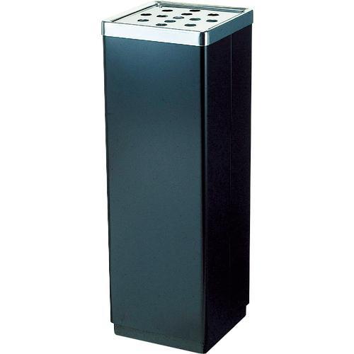 コンドル 屋内用灰皿 スモーキングYS-106B 黒 1台 YS07LID ※配送毎送料要