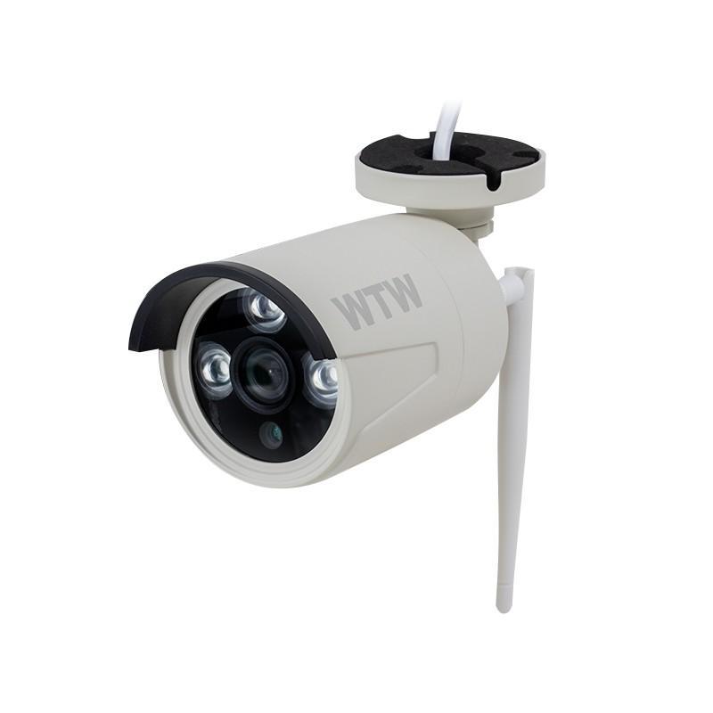 防犯カメラ 監視カメラ ワイヤレス 220万画素 ワイヤレス防犯カメラ WI-FI環境対応 台数自由 1台〜4台セット HDC-EGR01 イーグル NVR WTW-EGR33HEAW|hdc|02