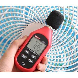 デジタル騒音計 小型 超軽量 環境測定器 UT353 ミニタイプ騒音計 作業音測定 残響音測定 ハンディタイプ UNI-T社|hdc|03