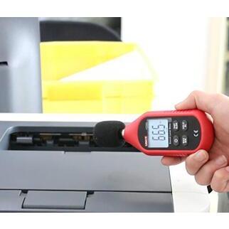 デジタル騒音計 小型 超軽量 環境測定器 UT353 ミニタイプ騒音計 作業音測定 残響音測定 ハンディタイプ UNI-T社|hdc|04